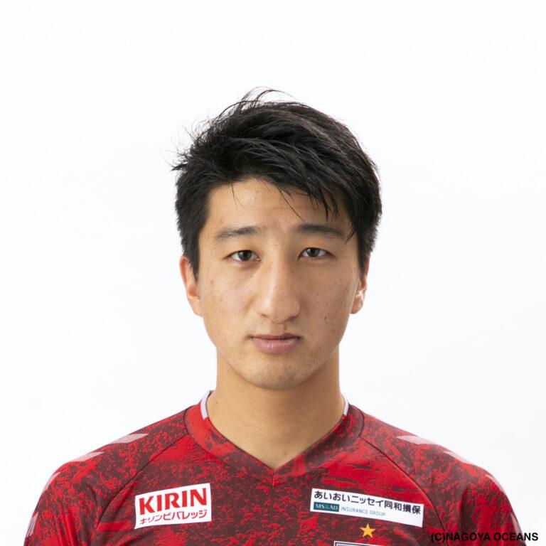 磯村直樹選手、加入のお知らせ